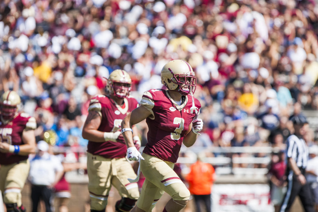 After 32-Year Hiatus, BC Set to Renew Rivalry With Holy Cross