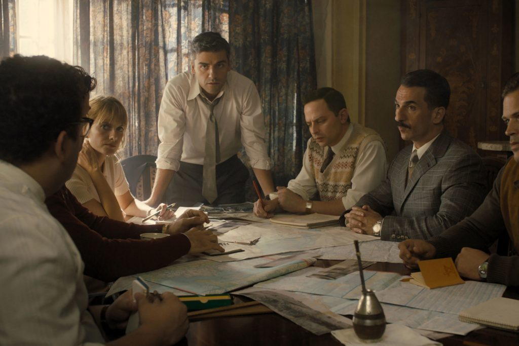 'Operation Finale' Dispassionately Tells the True Story of the Hunt for Adolf Eichmann