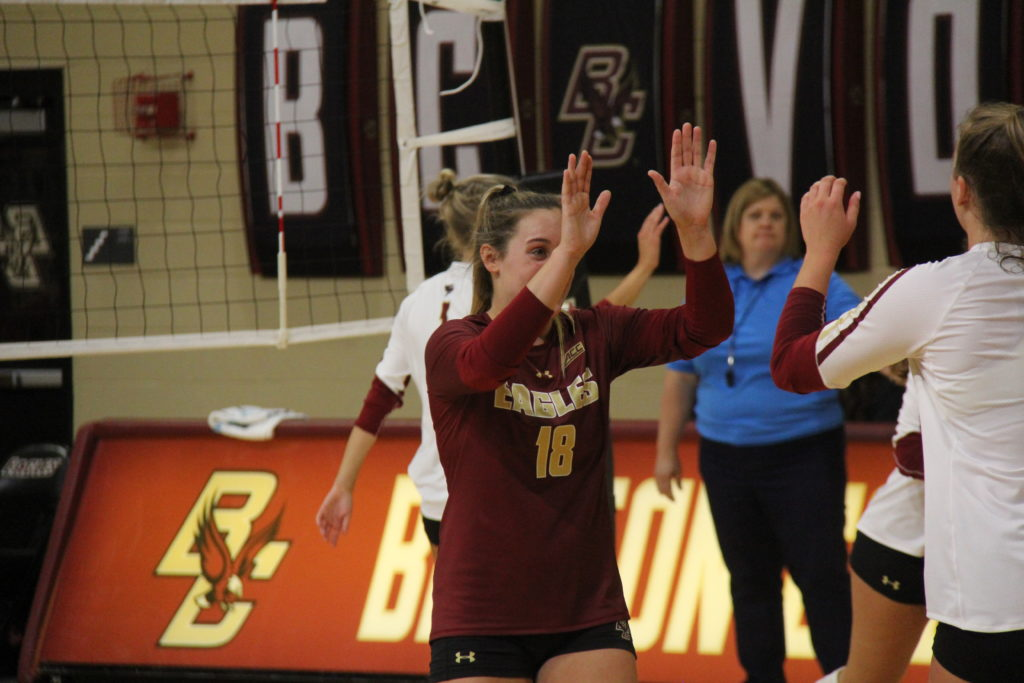 Strockis, Eagles Remain Perfect With Sweep of Grand Canyon Invitational
