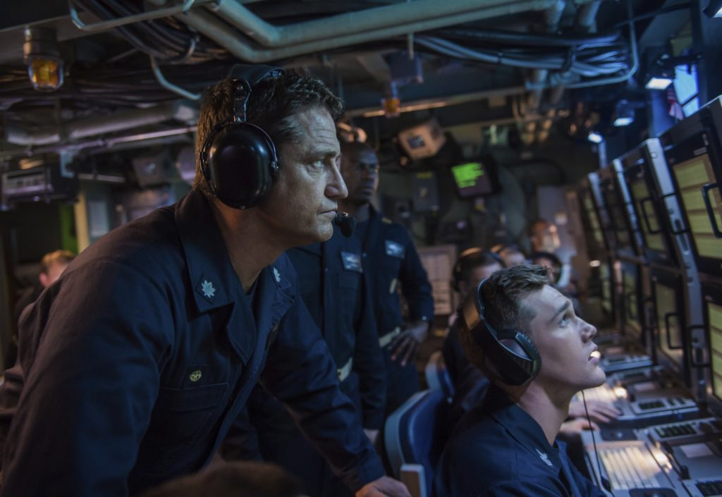 'Hunter Killer' Sinks Into Depths of Atrocity, Remains Funny