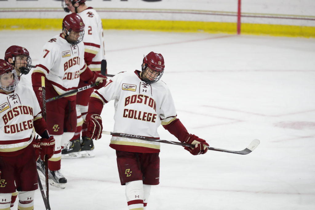Men's Hockey Struggles Magnified by Success of Other Sports