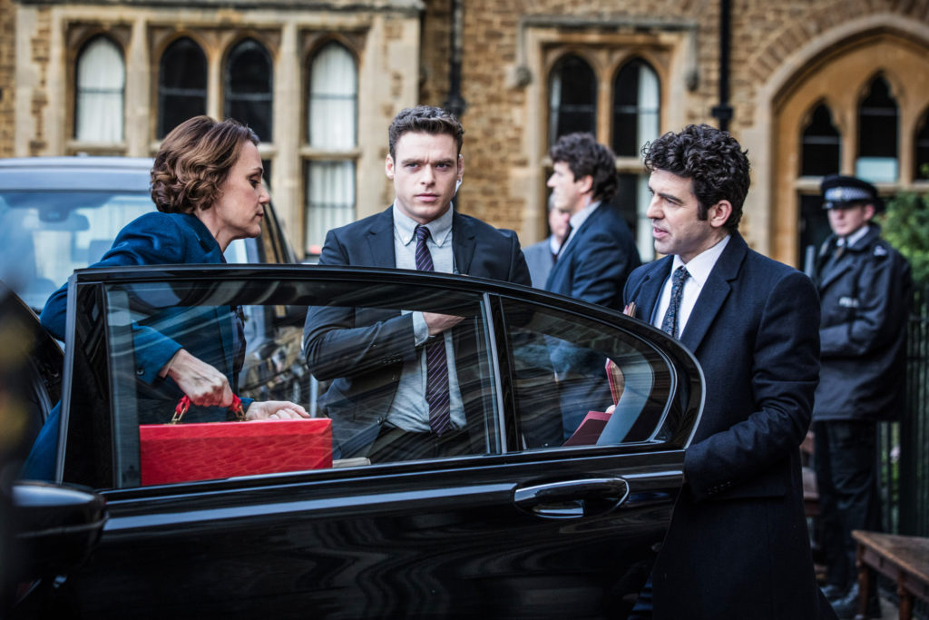 'Bodyguard' Explodes onto the American TV Scene