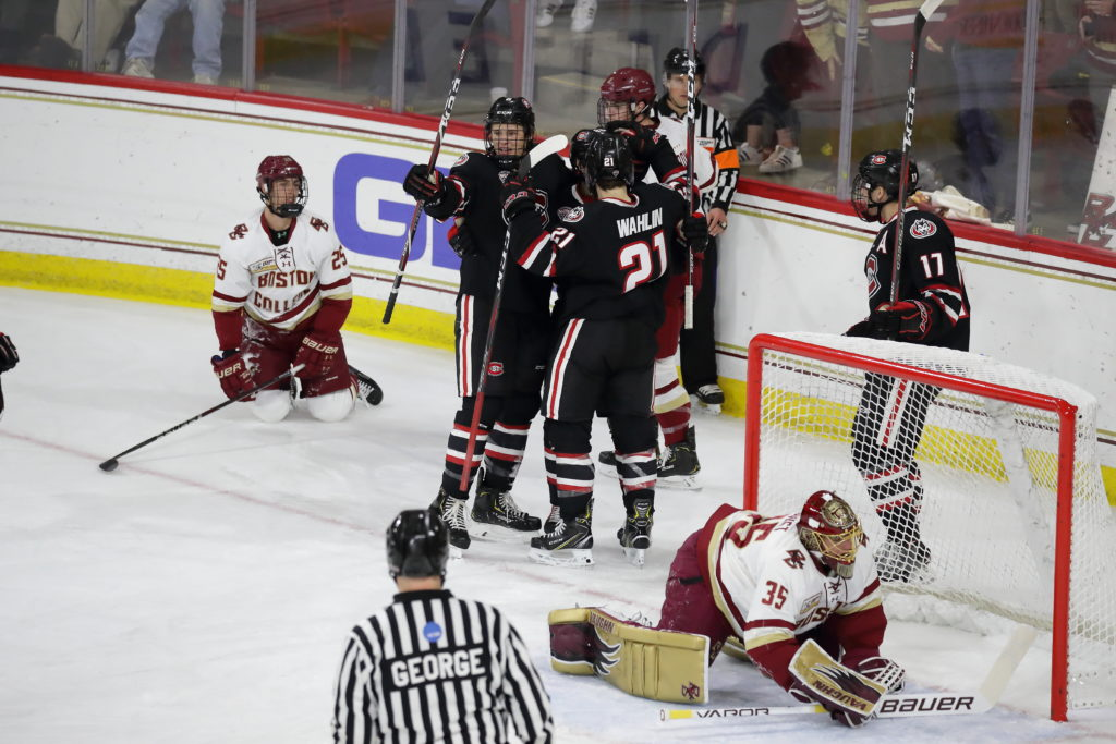 BC's Woeful Start Continues Against St. Cloud State