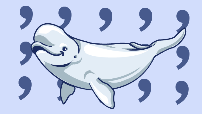 One Comma, Two Comma, Red Comma, Beluga Comma: TU/TD