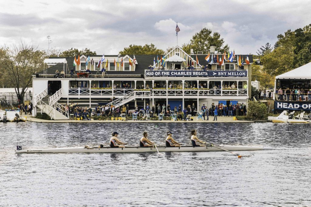 54th Head of the Charles Regatta, Boston's Defining Social Substrate