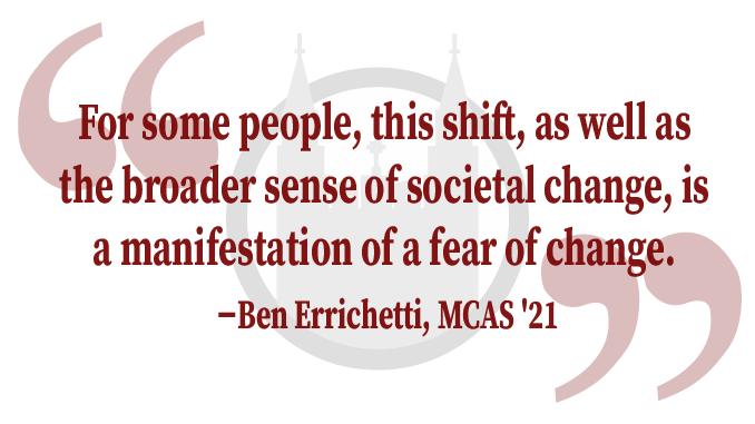 Recognizing Generational Criticisms