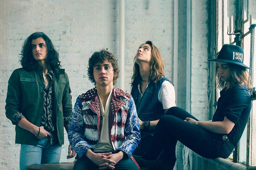 Greta Van Fleet Mobilizes for Rock Revival on Debut Album