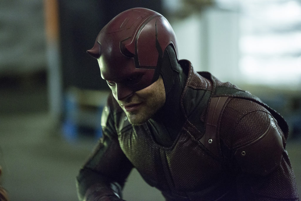 'Daredevil' Defends Netflix's Marvel Collaborations