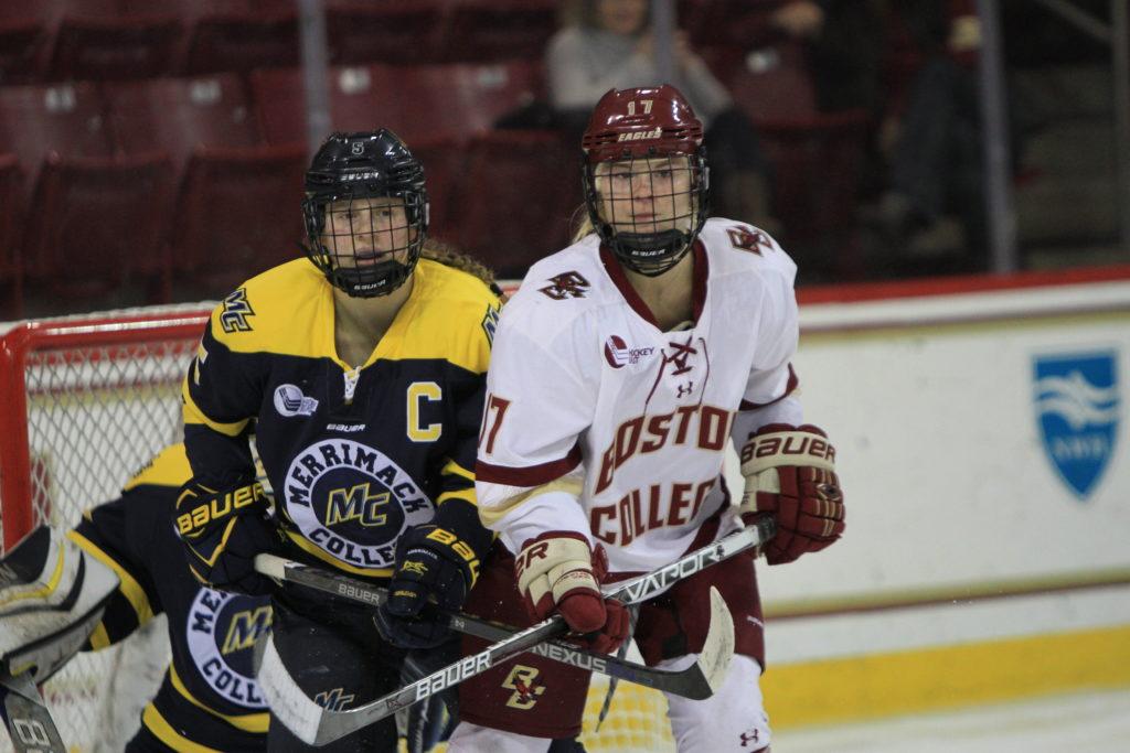 Previewing 2018-19 Women's Hockey: Merrimack