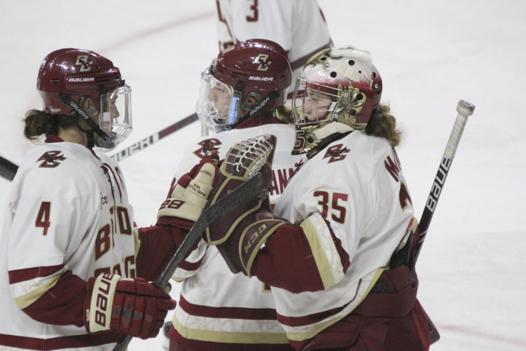 2018-19 Boston College Hockey Preview