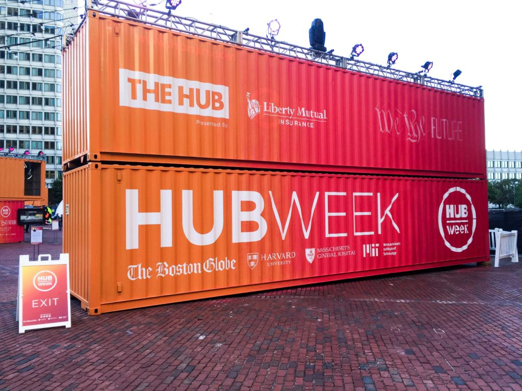 A Pocketbook Recap of HUBweek 2018
