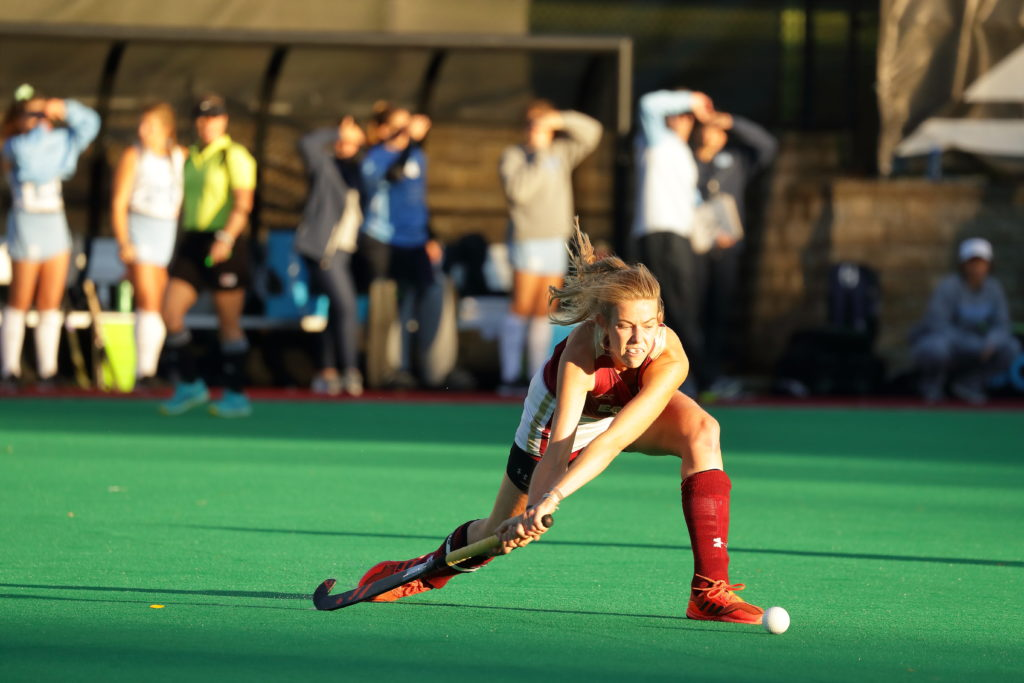 Six Different Eagles Score in Decisive Win Over UMass