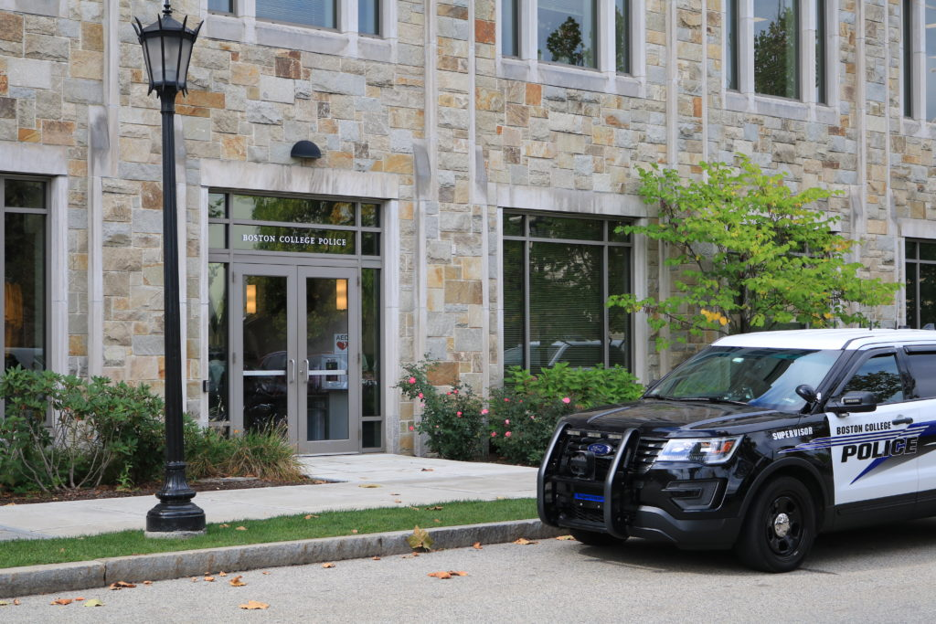 Administration Responds to Rise in Campus Crime Reports