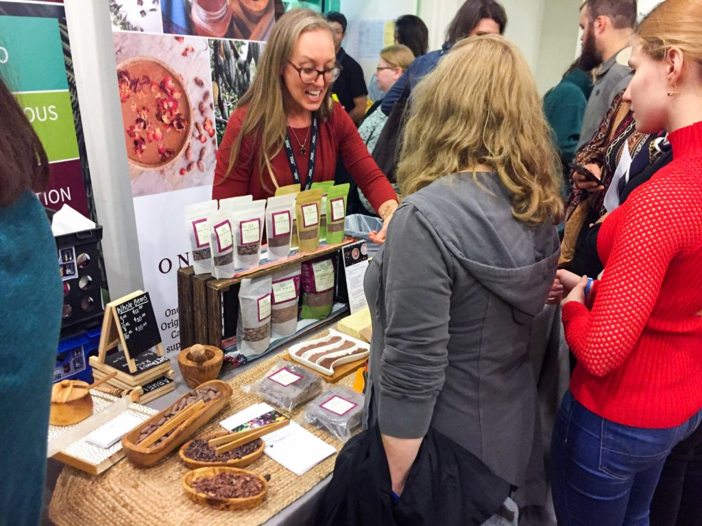 New England Chocolate Festival Connects Cacao Producers with Consumers