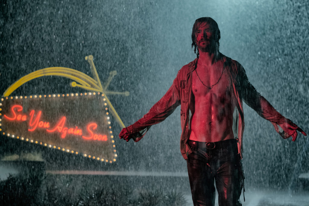 Goddard's 'Bad Times at the El Royale' Delights with Tarantino Grit