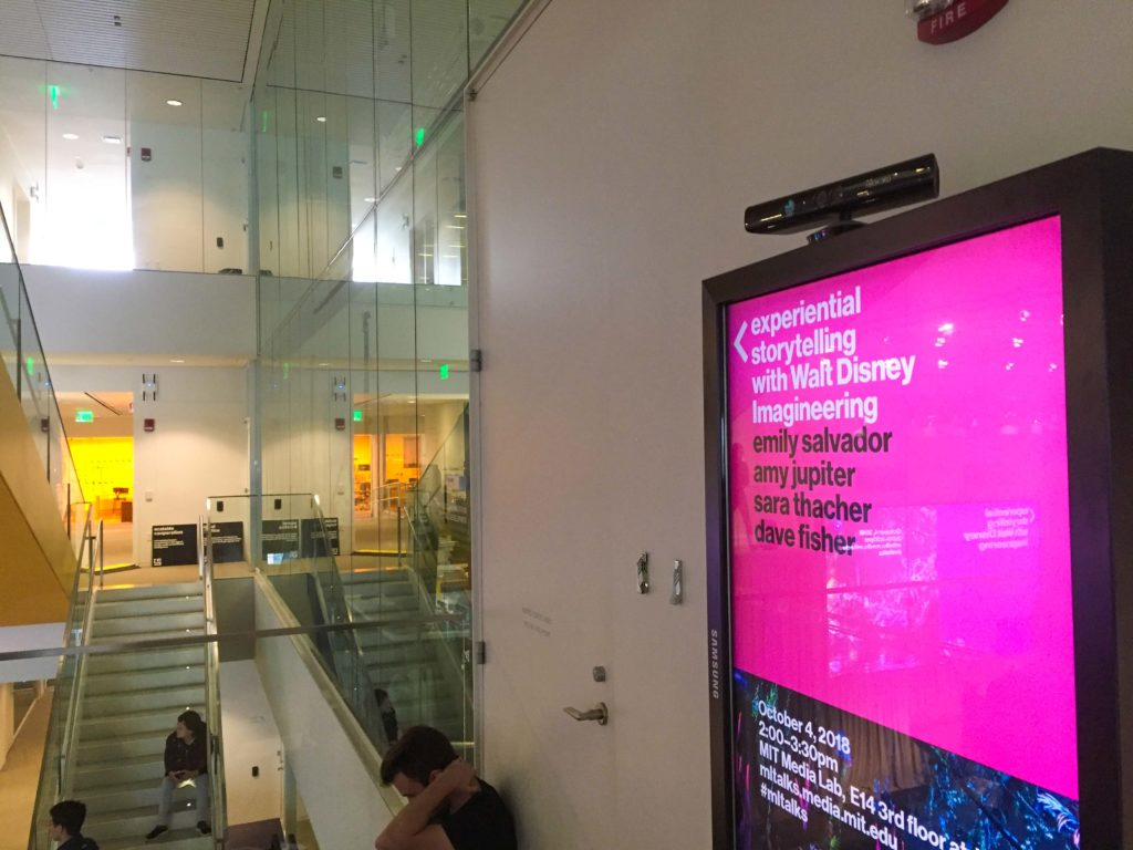 Art, Science, Technology Inspires Walt Disney Imagineers at MIT Media Lab Event