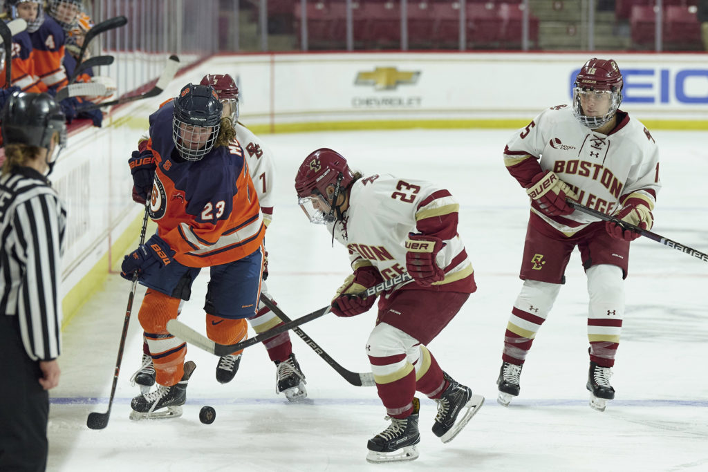 Previewing 2018-19 Women's Hockey: St. Lawrence