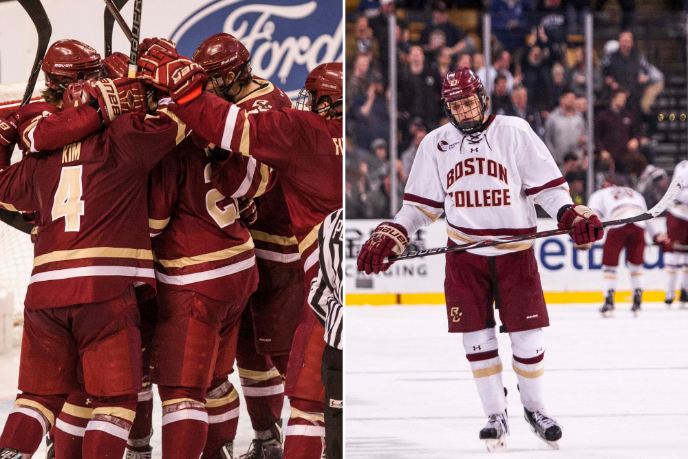 Best Case, Worst Case: 2018-19 Men's Hockey
