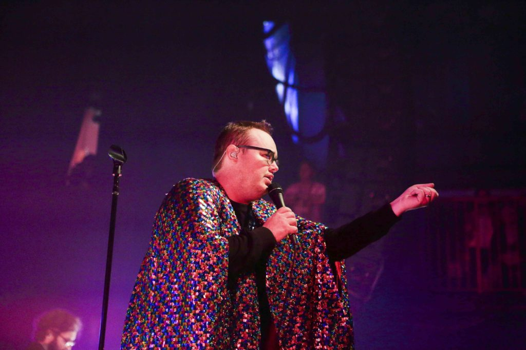 St. Paul and the Broken Bones Charm Boston with Soulful Sound