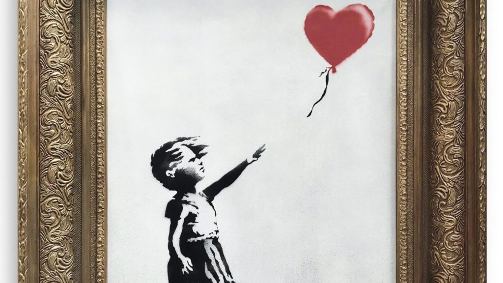 Ramirez: Banksy and the Lost Altruistic Artistry
