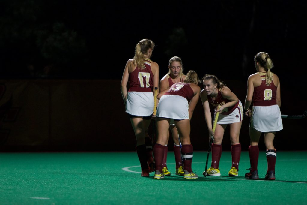 BC's Four-Game Win Streak Ends in Double Overtime Thriller Against Orange