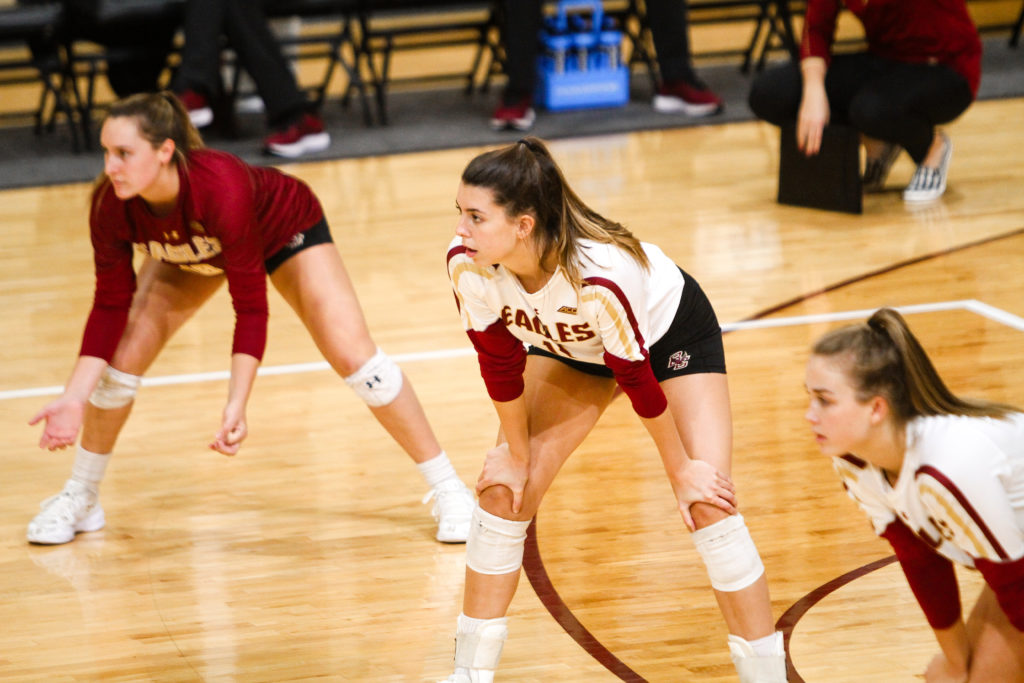 Eagles Drop Another Heartbreaker in Five-Set Loss to Virginia