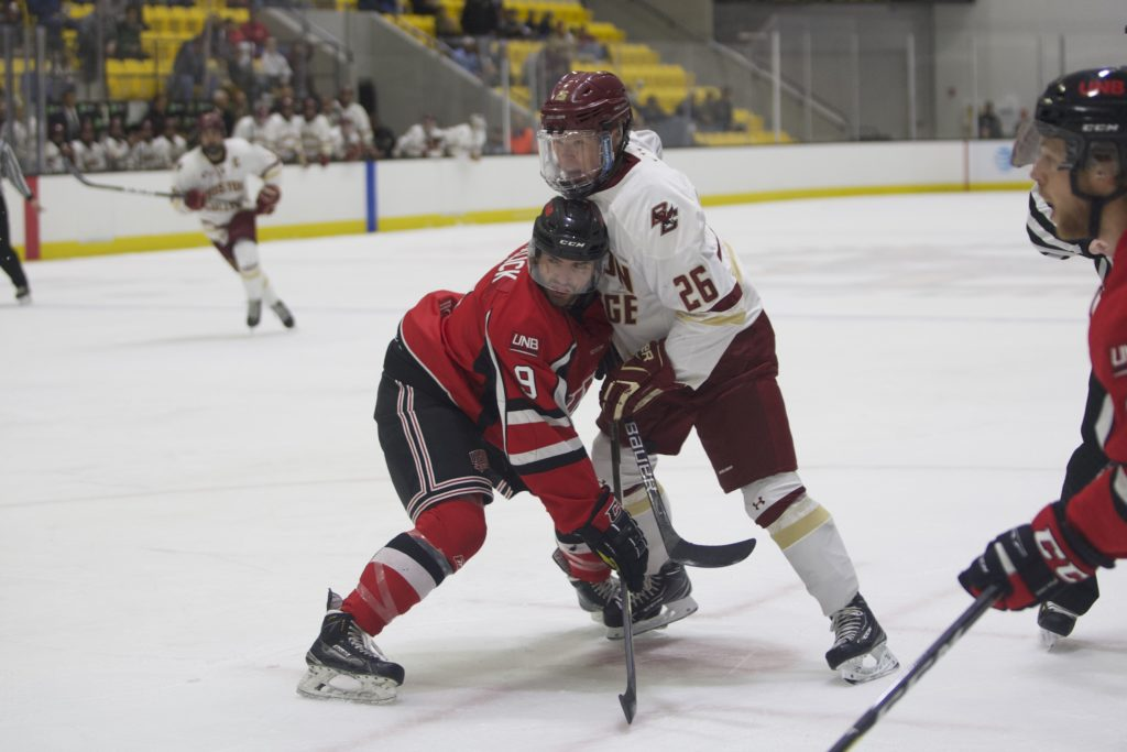 Previewing 2018-19 Men's Hockey: New Brunswick