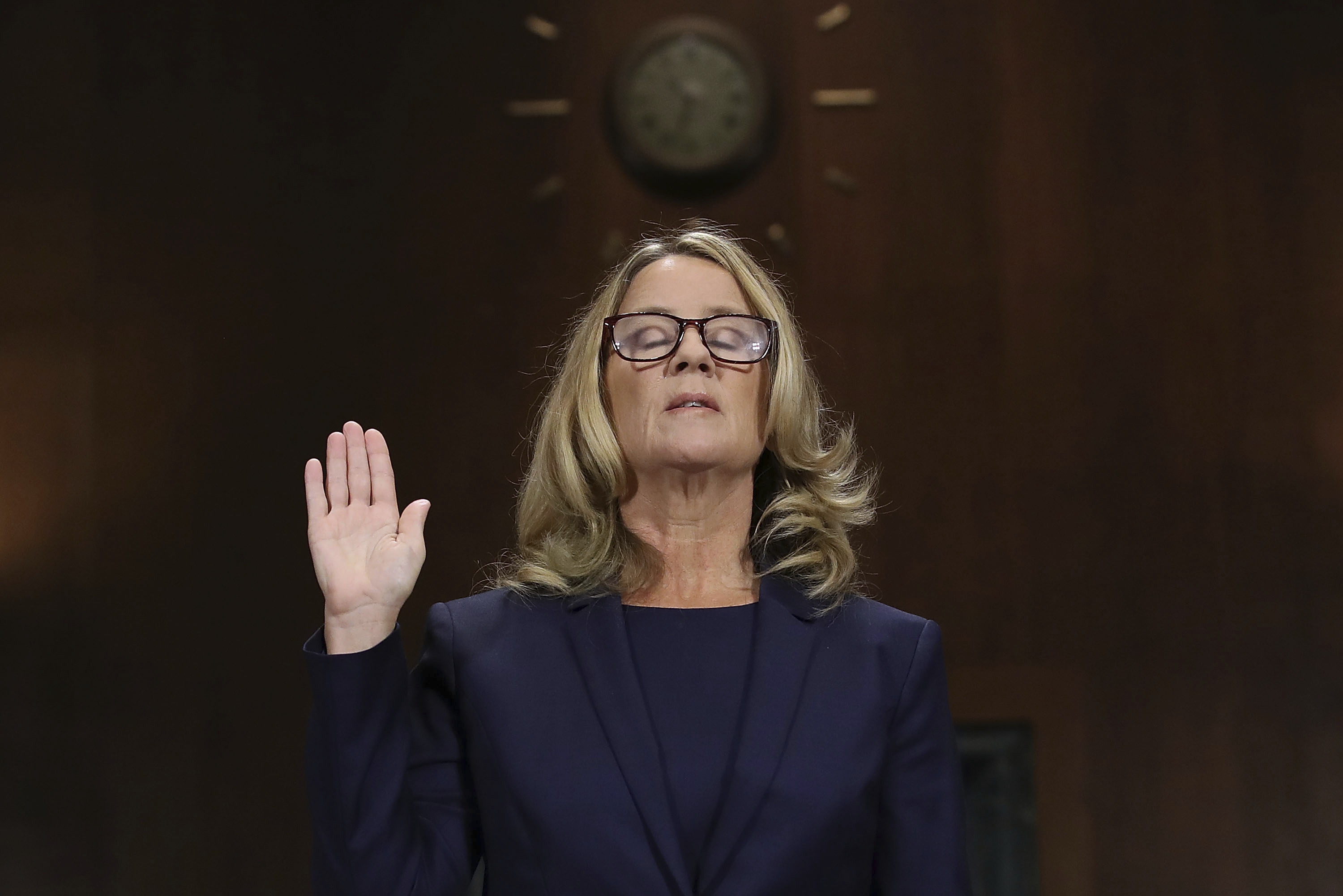 LTE: In Response to Dr. Christine Blasey Ford's Testimony Against Brett Kavanaugh