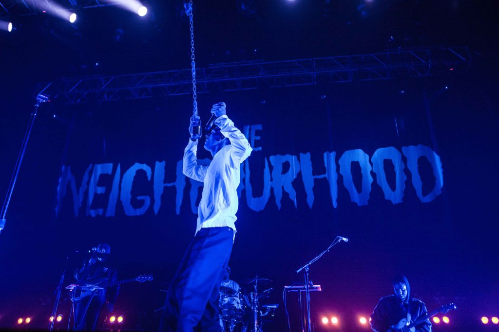 The Neighbourhood Swings Through Energetic House of Blues Set