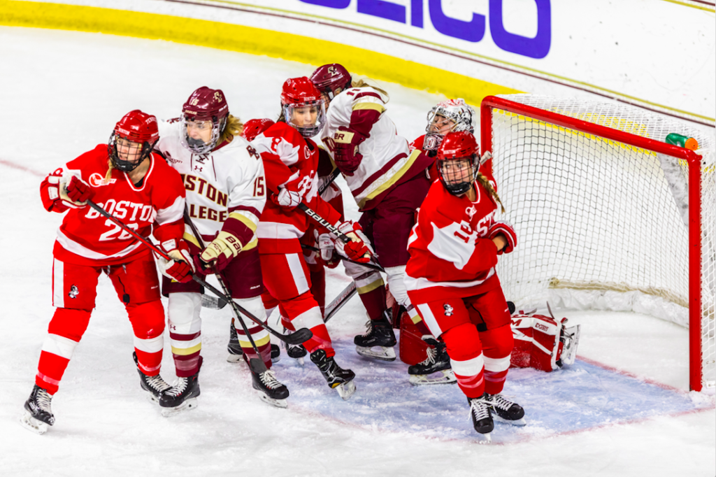 Previewing 2018-19 Women's Hockey: Boston University