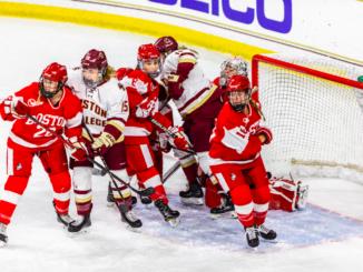 boston college women's hockey