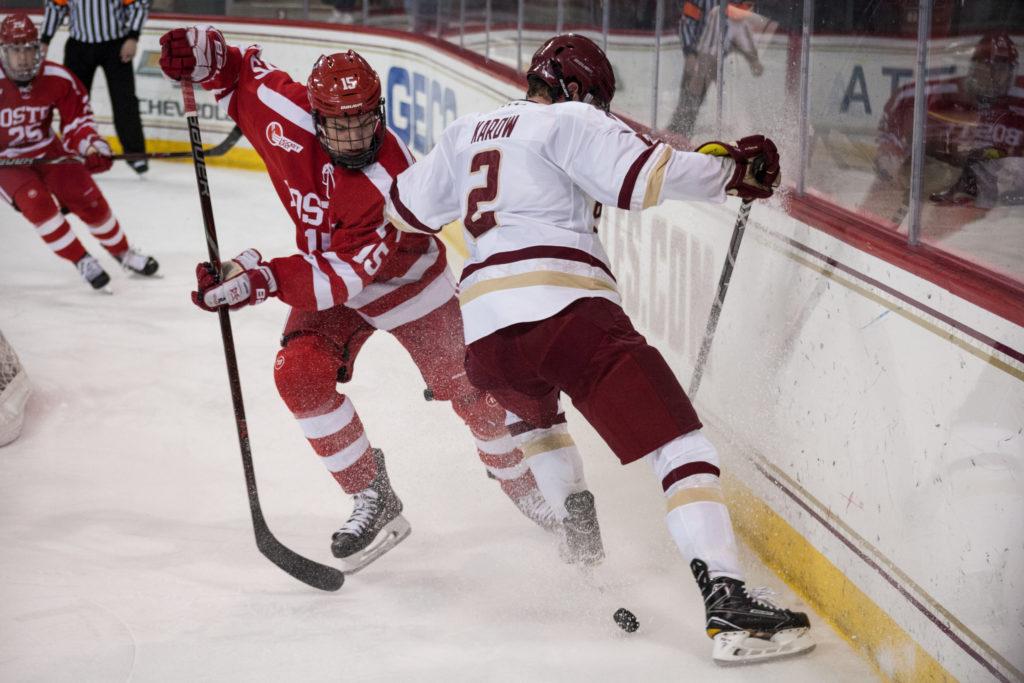 Previewing 2018-19 Men's Hockey: Boston University
