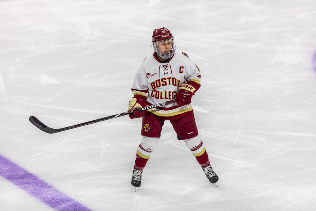 Previewing 2018-19 Women's Hockey: Northeastern
