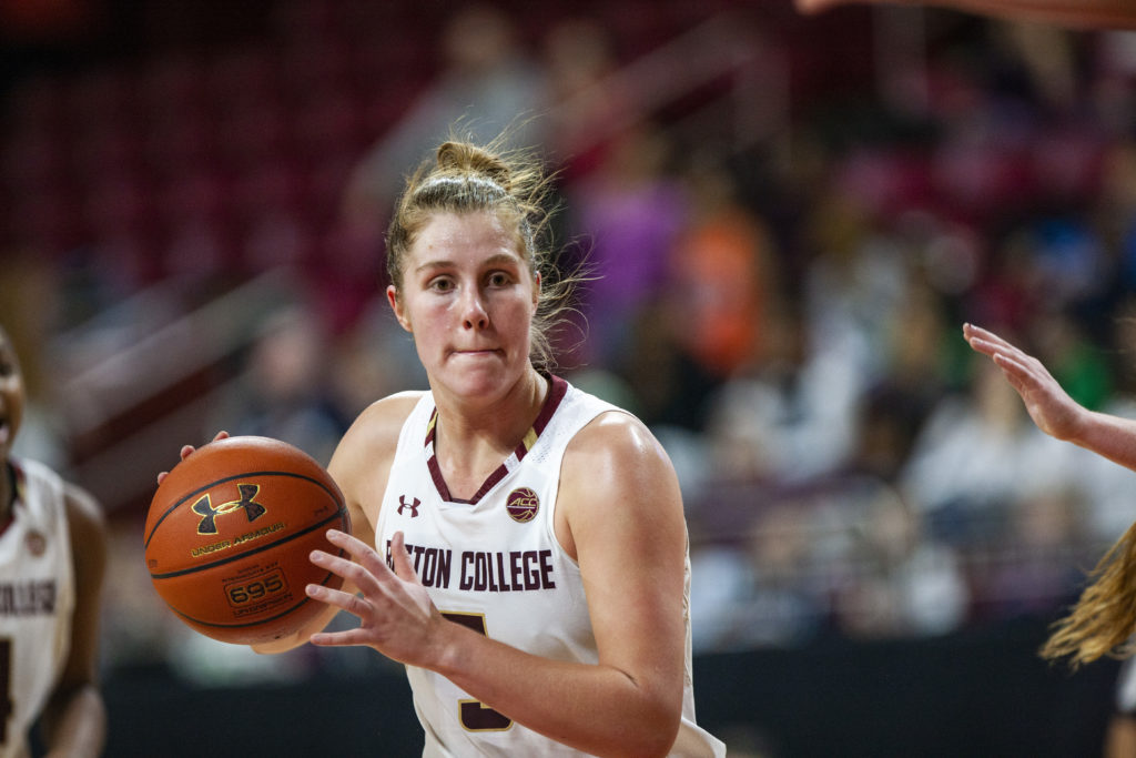 Balanced Offense Lifts Eagles to Convincing Win Over Loyola Maryland