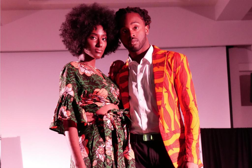 ASO Fashion Show Highlights Bright Designs