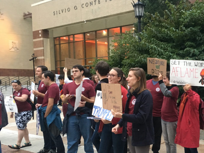 Union, University Disagree Over Recent Sanctions