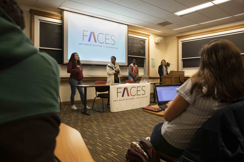 FACES Facilitates Dialogue on Racism