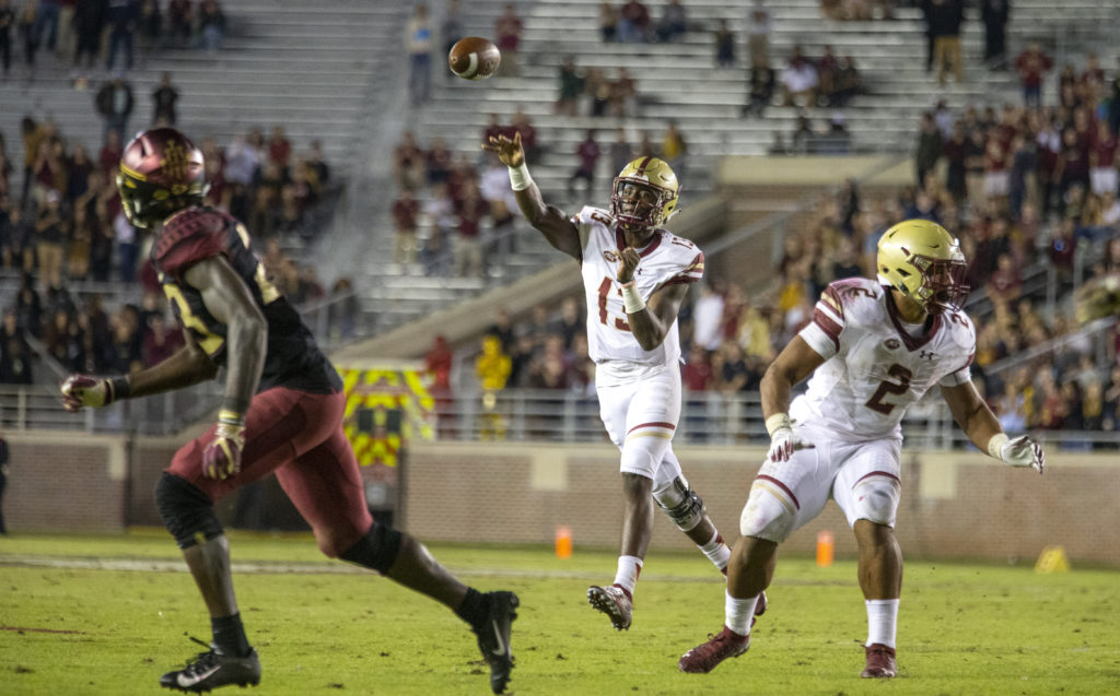 Notebook: Up-and-Down Brown, Allen Stand Out in Road Loss to Florida State