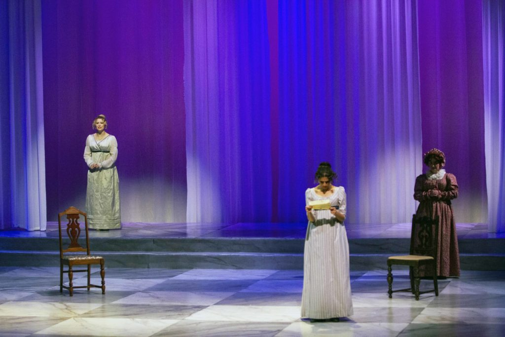 BC Theatre Goes All Out for 'Pride and Prejudice'