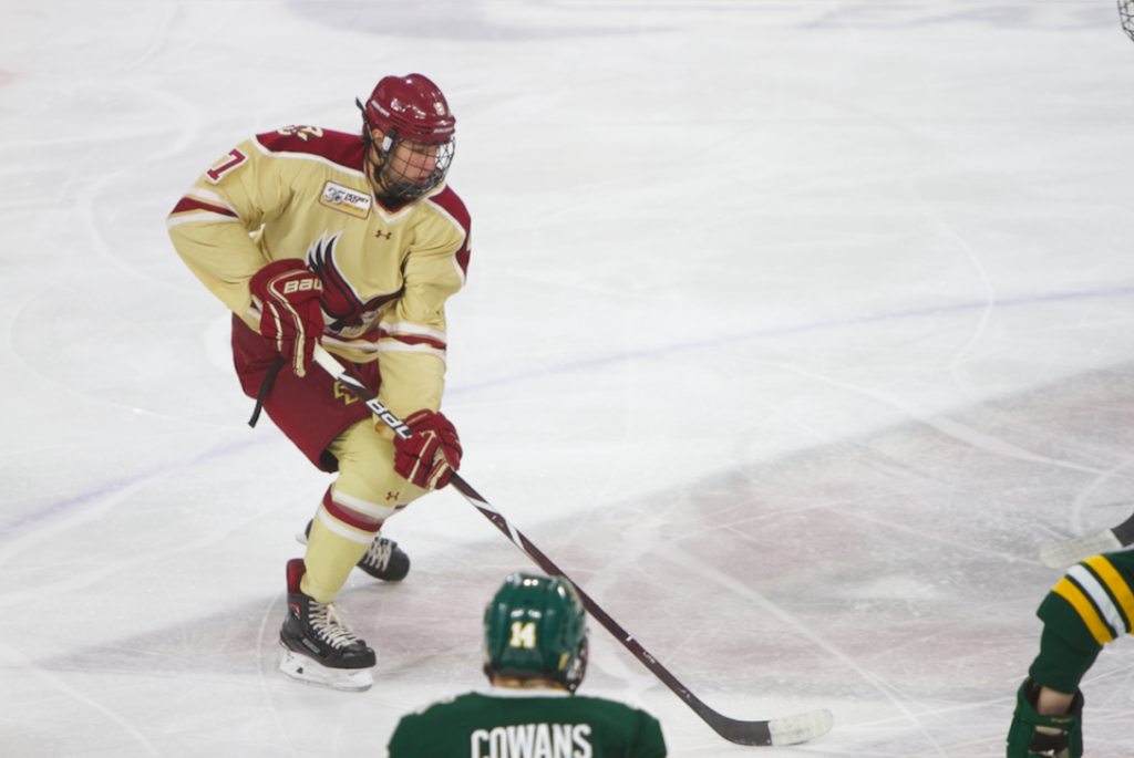 Previewing 2018-19 Men's Hockey: New Hampshire