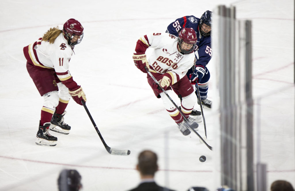 Previewing 2018-19 Women's Hockey: Connecticut