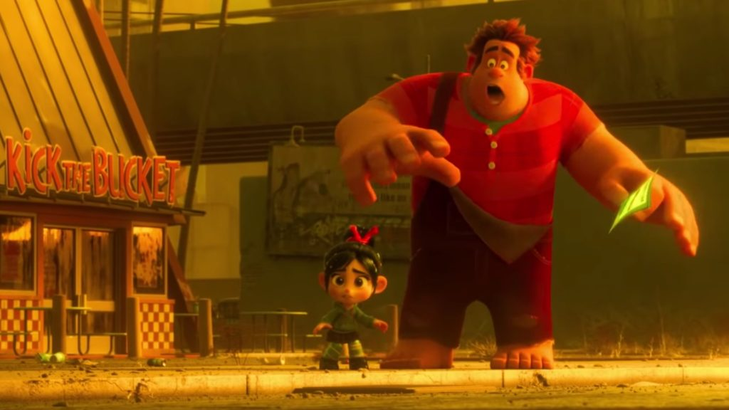 'Ralph Breaks the Internet,' Fun, Family-Friendly Feature