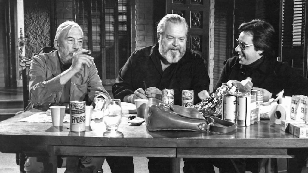 Welles' 'The Other Side of the Wind' Considers '70s and Cinema