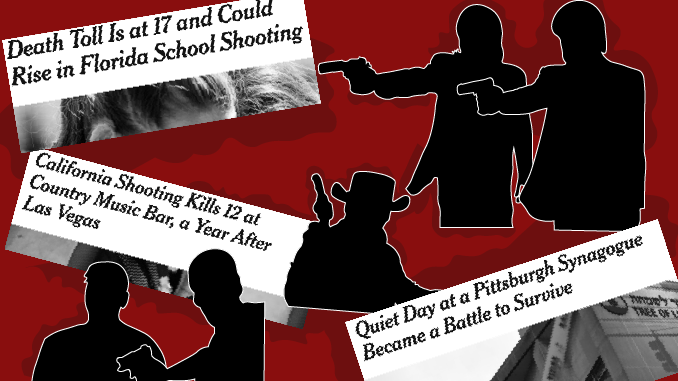 Ramirez: Life Imitates Art: Tarantino and Gun Violence