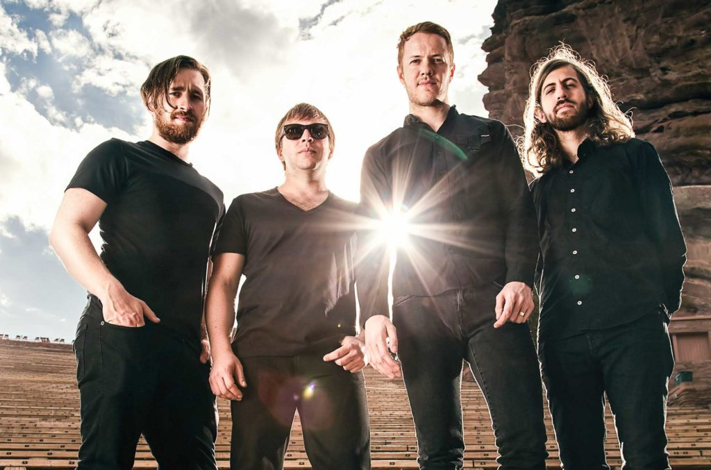 Imagine Dragons Lack Musical Cohesion on 'Origins'