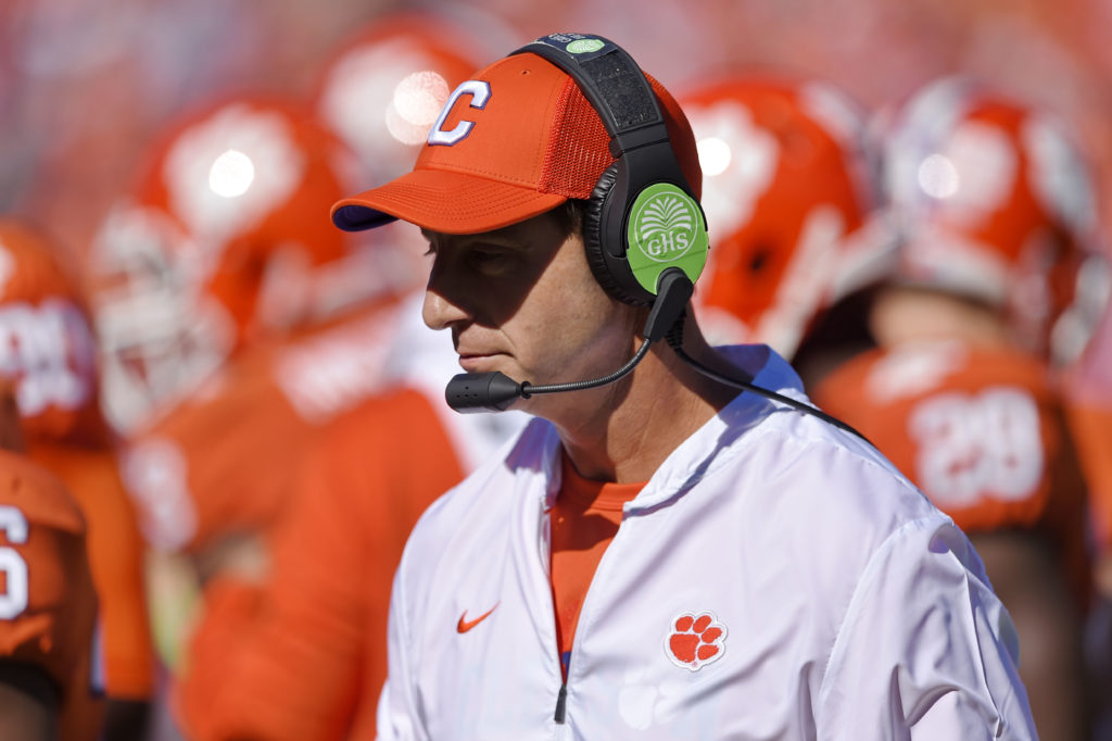 Previewing 2018 Football: Clemson