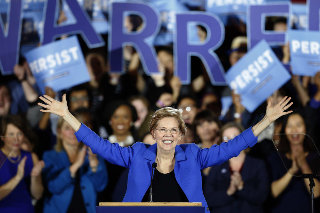 Senator Elizabeth Warren Announces 2020 Presidential Run