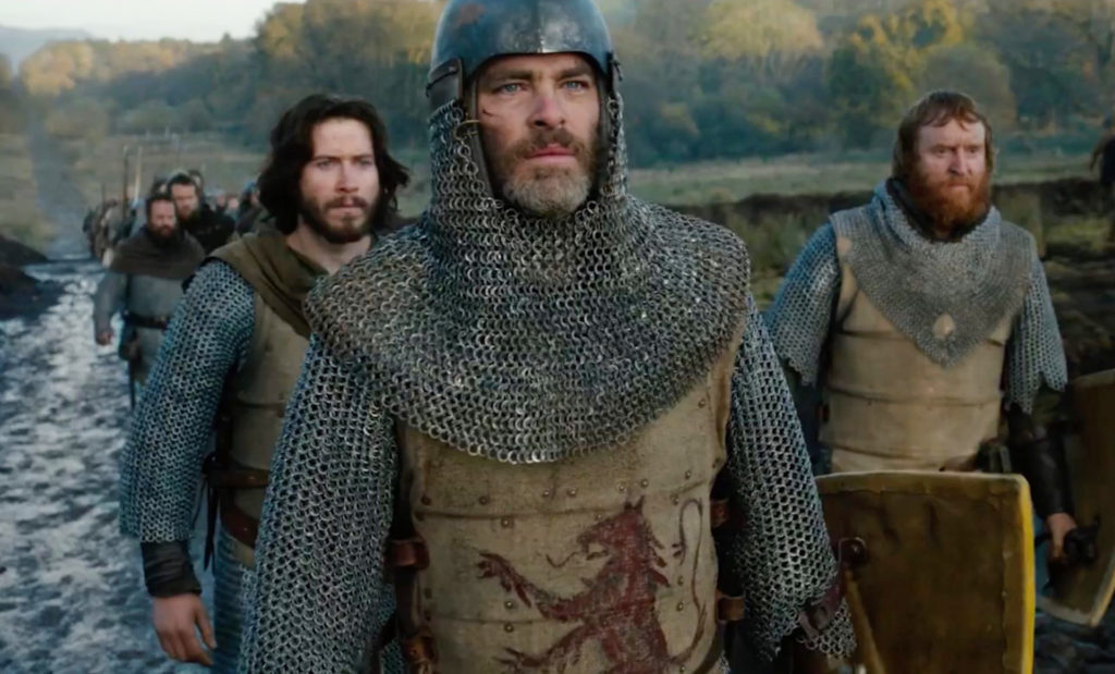 'Outlaw King' is a Stodgy, Violent Tale of Scottish Revolt