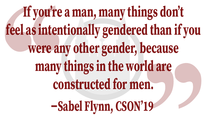 Experiencing Gender, Constructing Manhood