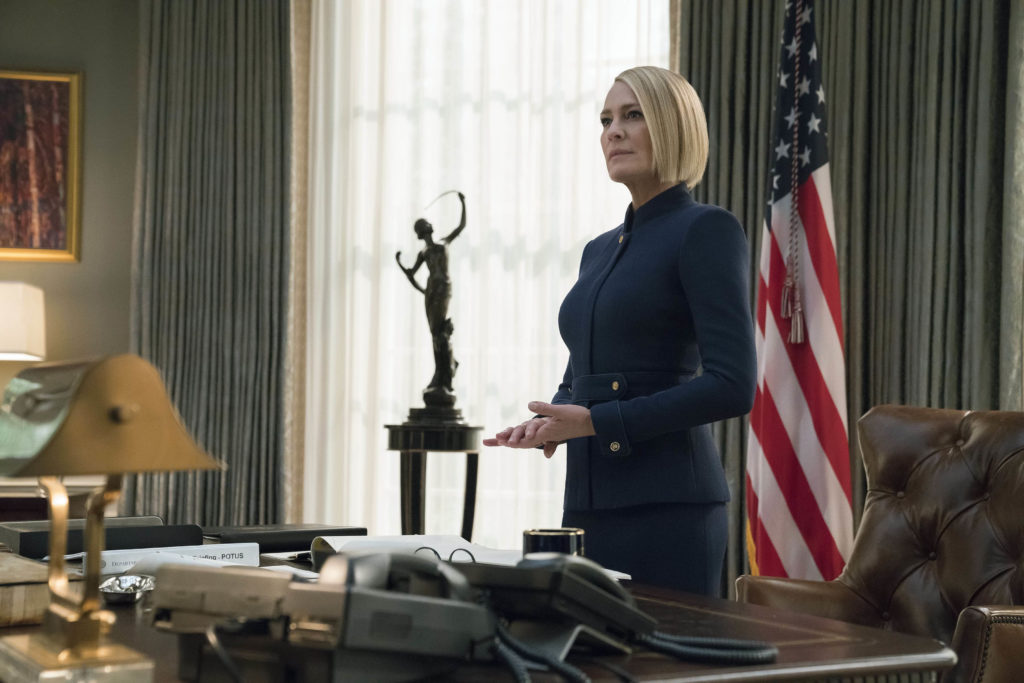 In Absence of Spacey, 'House of Cards' Stands Strong